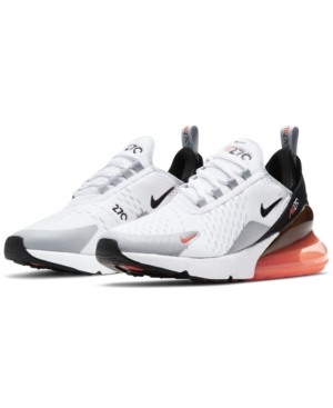 Nike BIG KIDS AIR MAX 270 CASUAL SNEAKERS FROM FINISH LINE