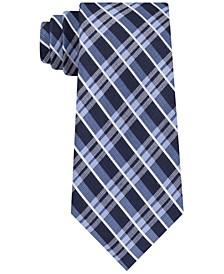 Men's Railroad Check Tie