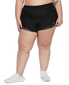 Tempo Plus Size Women's Running Shorts