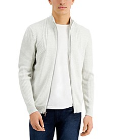 INC Men's Champ Zip Sweater, Created for Macy's