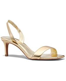 Mila Slingback Sandals