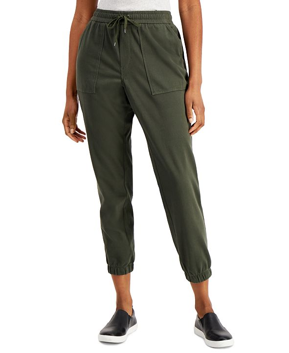 Style & Co Utility Jogger Pants, Created for Macy's