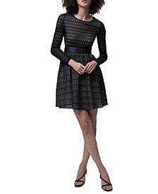Yukina Lace Mini Dress