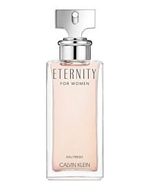 Eternity For Women Eau Fresh Spray, 3.3-oz.