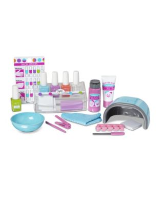 Melissa and Doug Love Your Look - Nail Care Play Set
