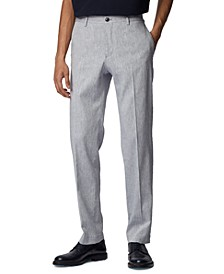 BOSS Men's Stanino Slim-Fit Trousers