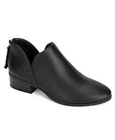 Women's Side Skip Booties
