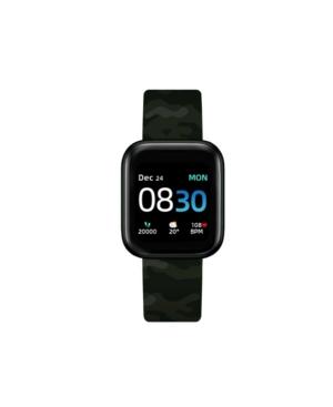 Women's Air 3 Camo Silicone Strap Touchscreen Smart Watch 44mm