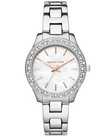 Women's Liliane Stainless Steel Bracelet Watch 36mm