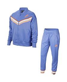 Sportswear Heritage Big Girl's Tracksuit