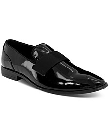INC Men's Dash Patent Loafers, Created for Macy's