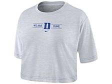 Duke Blue Devils Women's Cropped T-Shirt