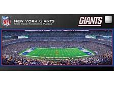 MasterPieces Puzzle Company New York Giants Panoramic Stadium Puzzle