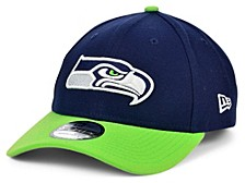 Seattle Seahawks League 9FORTY Cap