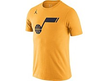 Utah Jazz Men's Statement Wordmark T-Shirt
