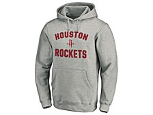 Houston Rockets Men's Halpert Heart and Soul Hoodie