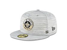 New Orleans Saints On-Field Sideline 59FIFTY Cap