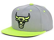 Chicago Bulls Volt Snapback Cap