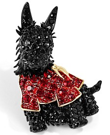Black Dog Box Pin, Created for Macy's