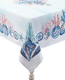 Venice Beach 70x84 Tablecloth