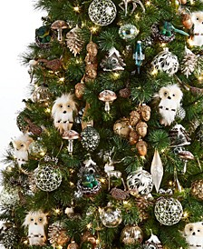 Birds & Boughs Ornaments Collection, Created for Macy's