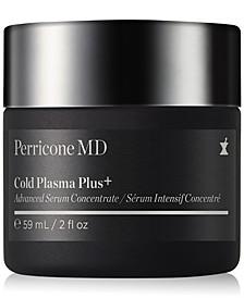 Cold Plasma Plus+ Advanced Serum Concentrate, 2-oz