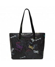 Tilly Graffiti Tote