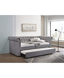 Justice Twin Daybed with Trundle