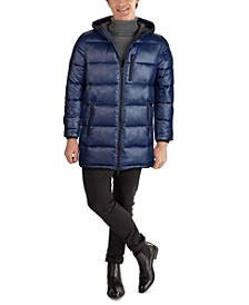 Men's Heavy Weight Puffer Jacket