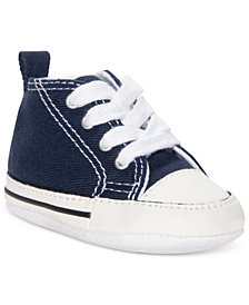 Converse Boys' Chuck Taylor First Star Casual Sneakers from Finish Line