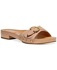 Women's Bleecker Flat Slide Sandals