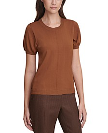 X-Fit Short-Sleeve Sweater