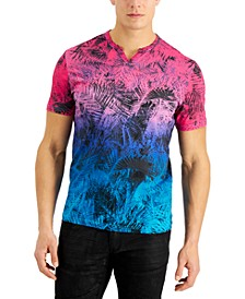 INC Men's Executive Printed T-Shirt, Created for Macy's