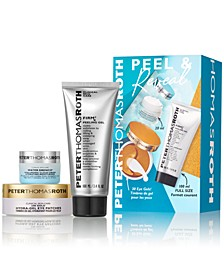 3-Pc. Peel & Reveal Set