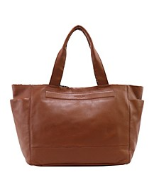 Stanton Leather Reversible Tote