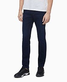 Men's Slim Fit Rinse Lux Lined Jeans