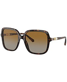 Women's Polarized Sunglasses, BV8228B 57