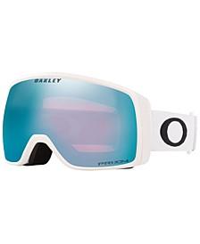 Men's Flight Tracker Goggles Sunglasses, OO7106 00