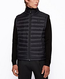 BOSS Men's Chroma Regular-Fit Gilet