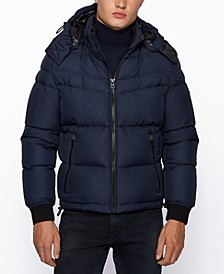 BOSS Men's Olooh2 Regular-Fit Jacket