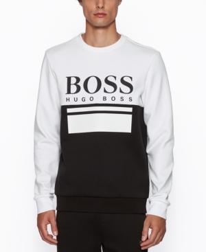 Boss Men's Salbo 1 Slim-Fit Sweater
