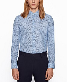BOSS Men's Ronni Slim-Fit Shirt