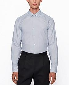 BOSS Men's Lukas Regular-Fit Long-Sleeved Shirt