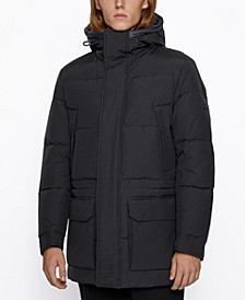 BOSS Men's Domerlos Regular-Fit Jacket