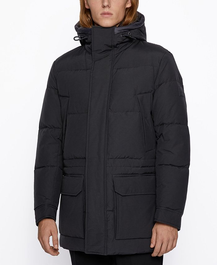 Hugo Boss - Men's Domerlos Regular-Fit Jacket