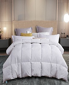 Feather and Down Comforter, Full/Queen