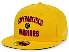 San Francisco Warriors Hardwood Classic Nights 59FIFTY Cap