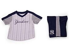 Infant New York Yankees Lineup Short Set