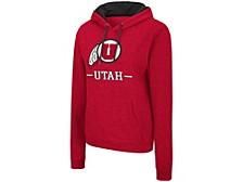 Utah Utes Women's Genius Hooded Sweatshirt