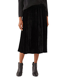 Eileen Fisher A-Line Skirt
